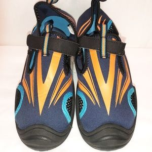 Other - Stinetico Boys XL 4 -5 New Navy Marine Water Shoes